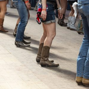 Country Line dancer's